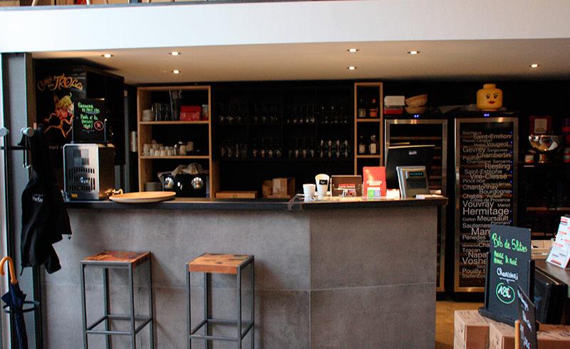 restaurant et cave vin clermont l 39 h rault la m ridienne des sens. Black Bedroom Furniture Sets. Home Design Ideas